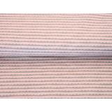 Tissu Stenzo jersey bio mini feston 150cm - 474