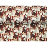 Tissu Stenzo jersey dp rabbit sisters 150cm - 474
