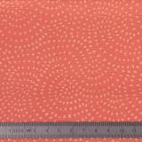 Tissu Dashwood coton twist corail - 476