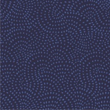 Tissu Dashwood coton twist indigo - 476