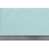 Tissu dashwood coton twist mint - 476