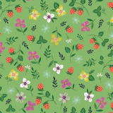 Tissu dashwood coton sweet escape - 476