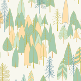 Tissu dashwood coton altitude - 476