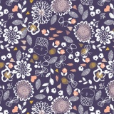 Tissu Dashwood coton autumn rain - 476