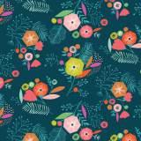 Tissu Dashwood coton flock - 476