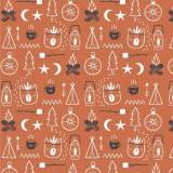 Tissu Dashwood under the stars 110 cm - 476