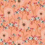 "Tissu coton Dashwood ""aviary"" - 476"