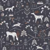 Coupon Dashwood winter fold 100 x 110cm 100%coton - 476