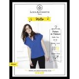 Patron Louis Antoinette blouse hello - 478