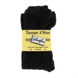 Collant laine (4%laine) noir - 48