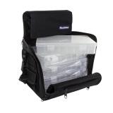 Valise + 5 boites de rangement à compartiments - 481
