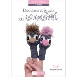 Doudous et jouets au crochet livre Créapassions - 482