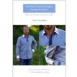 Chemise à manches longues homme et enfant - 482