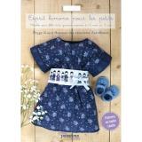 Esprit kimono pour les petits livre Créapassions - 482