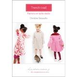 Trench coat livre Créapassions - 482