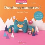 Doudous monstres livre Créapassions - 482
