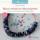 Bijoux colorés en pâte polymère - 482