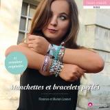 Manchettes et bracelets perlés livre Créapassions - 482