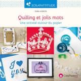 Quilling et jolis mots - 482