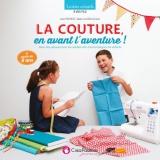 Créapassions La couture,en avant l'aventure - 482