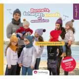 Bonnets, écharpes, snoods et acc.tricot p/ famille - 482