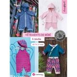 Vêtements de bébé à coudre : de 0 à 12 mois - 482