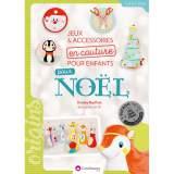 Jeux et accessoires en couture pour enfants p/noël - 482