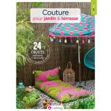 Livre Créapassion Couture pour jardins & terrasses - 482