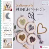 Je découvre le punch needle livre Créapassions - 482