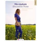 Livre Créapassions Ma couture blousette rose - 482