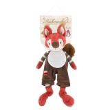 Jumpy doudou kangourou roux 25cm - 485