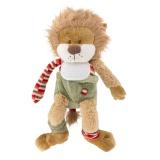 Doudou lion 30 cm - 485