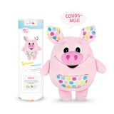 Kit Kullaloo cochon landolin rose - 486