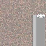 Coupon tissu caviar facettes gris cui 50 x 69 cm - 488