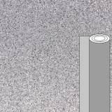 Coupon tissu pailleté argent foncé 50 x 69 cm - 488