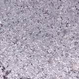 Tissu pailleté caviar argent - 488