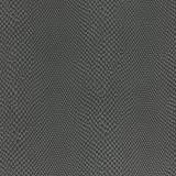 Tissu simili cuir iguane gris foncé - 488