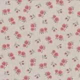 Tissu Stof shabby chic lin/coton 150cm x 4m - 489