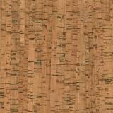 Tissu liège Stof naturel + doré - 489