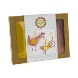 Mini kit feutrine poulette et poussin - 490