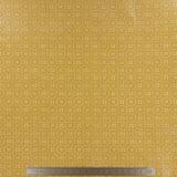 Tissu Fryett's enduit dolly yellow - 492