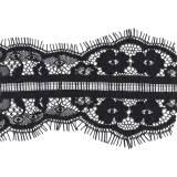 Bande nylon 9cm noir - 493
