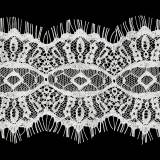 Bande nylon 8 cm blanc - 493
