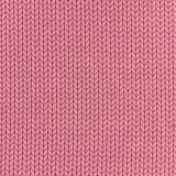 Tissu jacquard big knit rose-fushia - 495