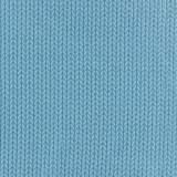 Tissu jacquard big knit azur bleu - 495