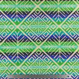 Tissu plain stitches snowflake vert 175cm - 495