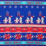 Tissu Alb Stoffe Pull de Nöel holy moly 175 cm - 495