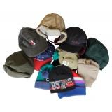 Lot de 5 bonnets garçon - 50