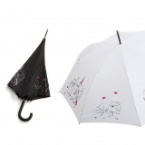 Parapluie canne fantaisie lot de 2 - 50
