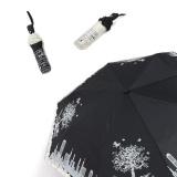 Parapluie pliant- lot de 3- - 50